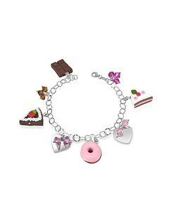Dolci Gioie   Sterling Charm Bracelet