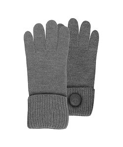 Dsquared2 | Cable Knit Wool Mens Gloves