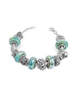 Tedora | Sterling Garden Bracelet