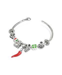Tedora | Sterling Italian Journey Bracelet