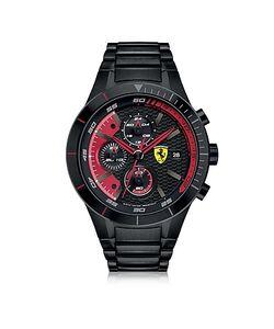 Ferrari | Redrev Evo Stainless Steel Mens Chrono Watch