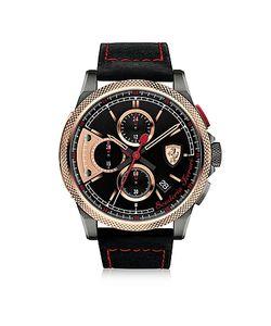 Ferrari | Formula Italia S Stainless Steel Mens Chrono Watch