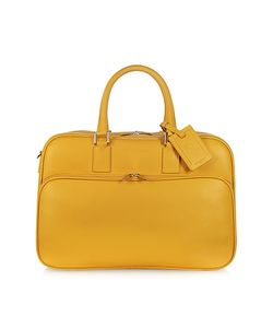 Giorgio Fedon 1919 | Travel Leather Double Handle Carry-On