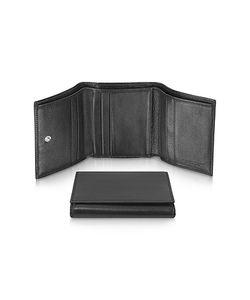 Giorgio Fedon 1919 | Classica Womens Calfskin Small Trifold Wallet