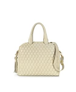 Fontanelli | Quilted Leather Satchel
