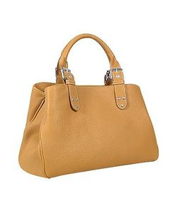 Fontanelli | Soft Calf Leather Satchel Bag