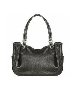 Fontanelli | Stitched Soft Leather Tote