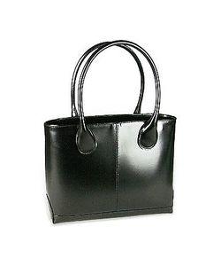 Fontanelli | Polished Italian Leather Tote Bag