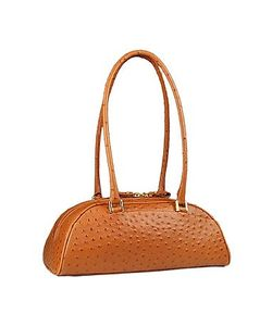 Fontanelli | Stamped Italian Leather Bag