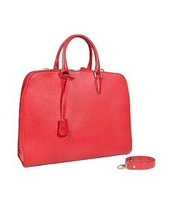 Fontanelli | Leather Ladies Briefcase