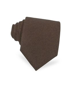 Forzieri | Solid Cashmere Tie