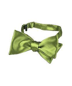 Forzieri | Solid Silk Self-Tie Bowtie
