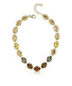 Forzieri   En Crystal Necklace
