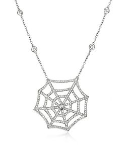 Incanto Royale | 1.89 Ctw Diamond 18k Gold Necklace