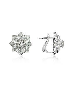 Incanto Royale | 2.2 Ctw Diamond 18k Gold Earrings