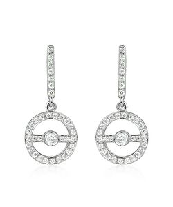Incanto Royale | 0.55 Ctw Diamond 18k Gold Earrings