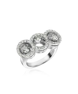 Incanto Royale | 0.85 Ctw Diamond 18k Gold Ring
