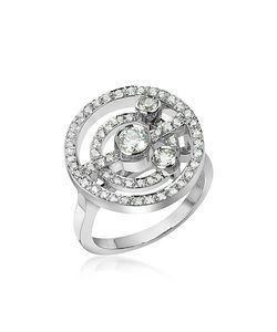 Incanto Royale | 0.62 Ctw Diamond 18k Gold Ring