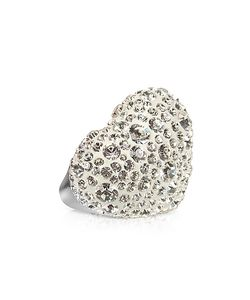 Gisèle St.Moritz | Fantasmania Crystal Big Heart Ring