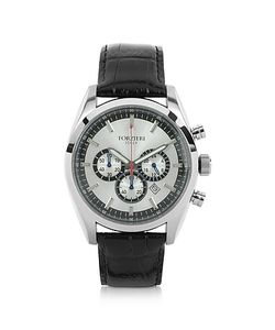 Forzieri | Spider Mens Stainless Steel Dial Chronograph Watch