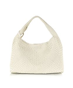 Ghibli | Woven Leather Tote