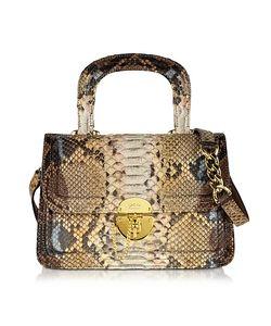 Ghibli | Python Shoulder Bag