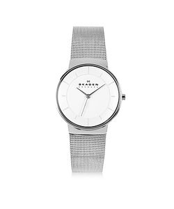 Skagen | Nicoline Stainless Steel Mesh Womens Watch