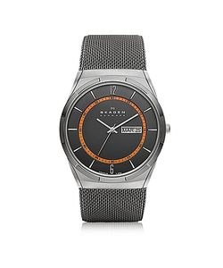 Skagen | Melbye Orange Titanium Mens Watch