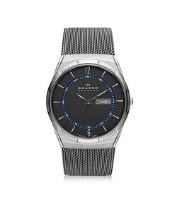 Skagen | Melbye Blue Titanium Mens Watch