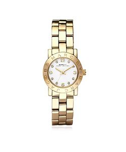Marc by Marc Jacobs | Mini Amy 26 Mm Tone Stainless Steel Womens Watch
