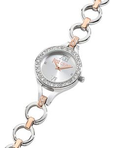 Just Cavalli | Solo Jc Stainless Dual Steel Womens Watch