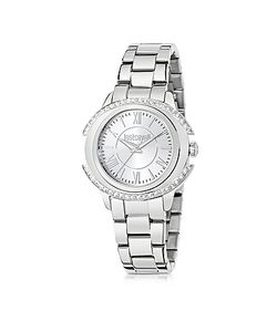 Just Cavalli | Just Decor Tone Stainless Steel Womens Watch