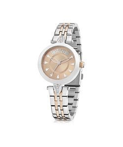 Just Cavalli | Just Florence Two Tone Stainless Steel Womens Watch