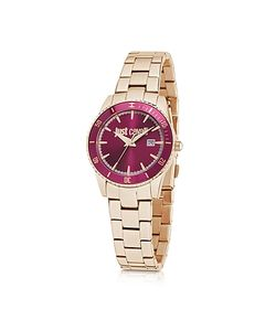 Just Cavalli | Just In Time Rose Tone Stainless Steel Womens Watches W/Pink