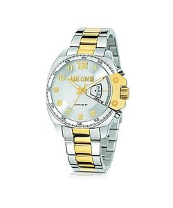 Just Cavalli | Just Escape Two Tone Stainless Steel Mens Watch