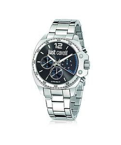 Just Cavalli | Just Escape Tone Stainless Steel Mens Watch