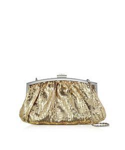 Julia Cocco' | Micro Sequins Clutch W/Chain Strap