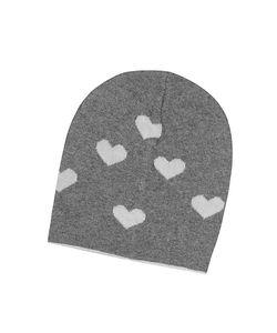 Julia Cocco' | Multi Heart Womens Beanie Hat