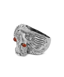 Forzieri Exclusives | Vintage Setter Sterling Ring