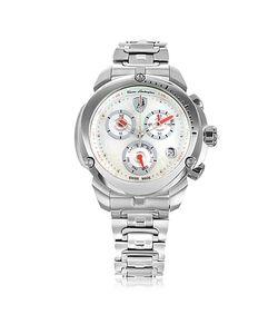 Tonino Lamborghini | Shield Lady Tone Stainless Steel Chronograph Watch