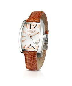 Locman | Panorama Mother-Of-Pearl Dial Dress Watch
