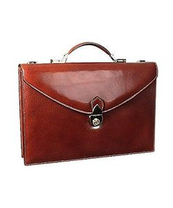 L.A.P.A. | Classic Leather Briefcase