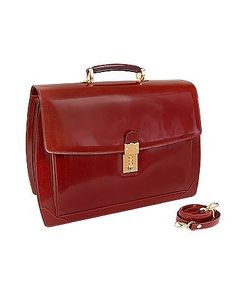 L.A.P.A. | Leather Briefcase