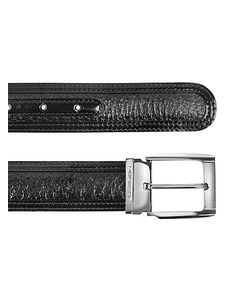 Moreschi | Chiasso Peccary And Calf Leather Belt