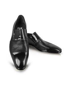Moreschi | Lugano Leather Loafer