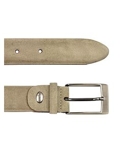 Manieri | Mens Suede Belt