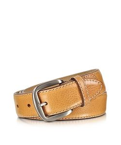 Manieri | Smooth Leather Belt