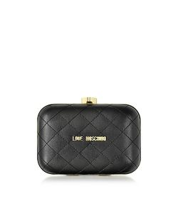 Love Moschino | Small Quilted Clutch