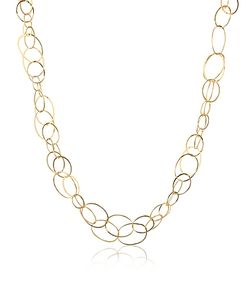 Orlando Orlandini | Scintille 18k Yellow Chain Necklace