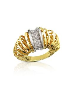 Orlando Orlandini | Galaxy Diamond 18k Ring